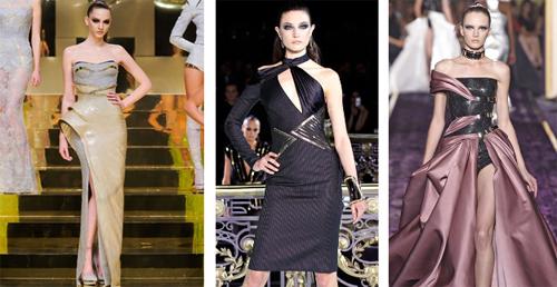 """服装设计中""""未来主义""""风格的新体现"""