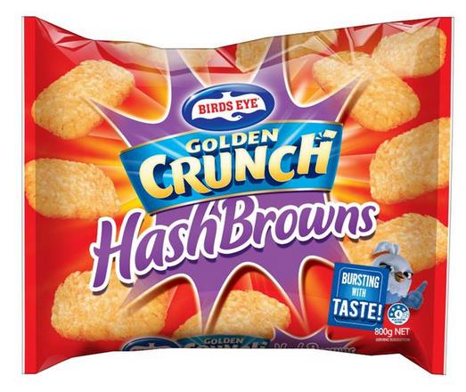 马铃薯饼或含塑料碎片 澳大利亚宣布召回