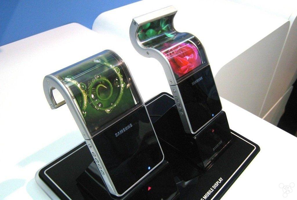 三星计划第四季度投产可折叠屏幕手机