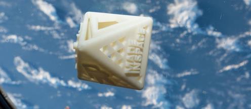 第一个私人3D打印塑料重力计进入地球轨道