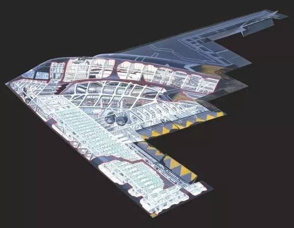 美国B-2轰炸机换装耐高温复合材料