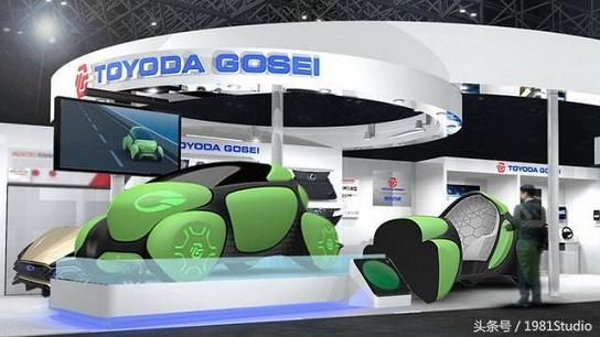 世界第一辆橡胶反弹汽车,撞车不再受伤,可