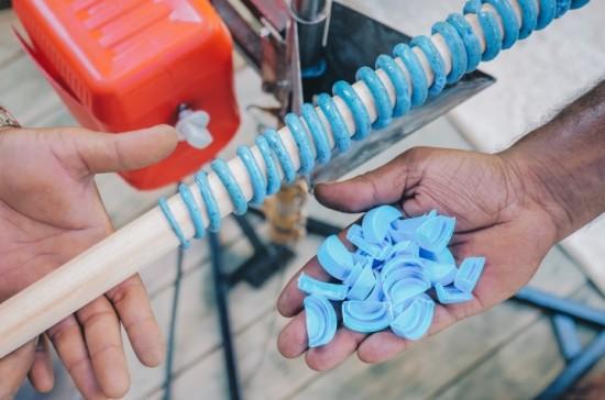 """Soneva推出 """"再造项目"""",为马尔代夫废弃塑料带来新生"""
