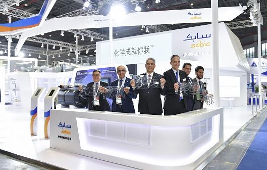 SABIC亮相2018年中国国际橡塑展:面向中国