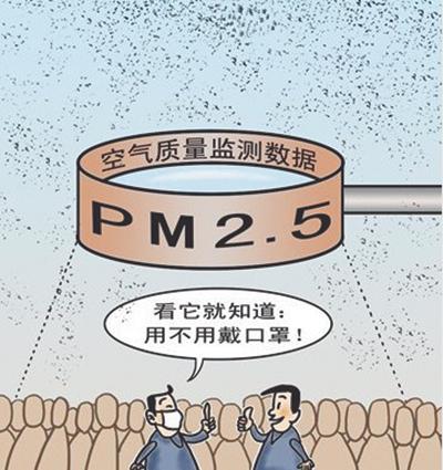 从PM10到PM2.5 空气监测新时期全面到来