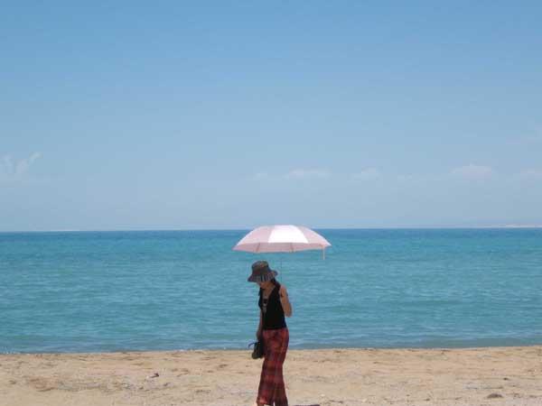 美丽的青海湖