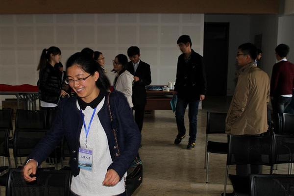 课题组成功举办天津工业大学第一届