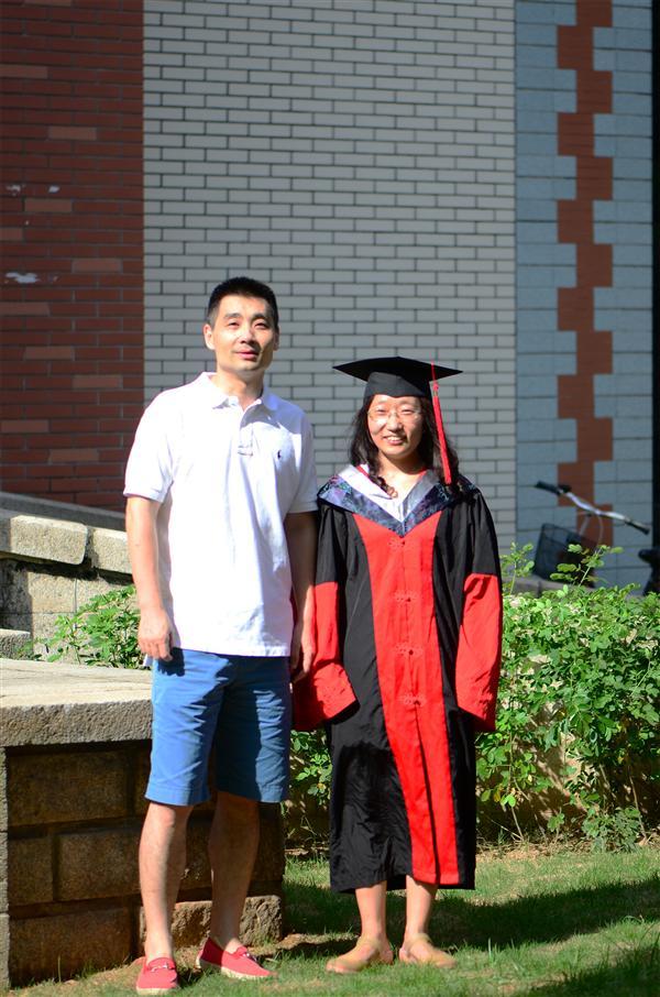 恭喜课题组张爱娟同学获得理学博士