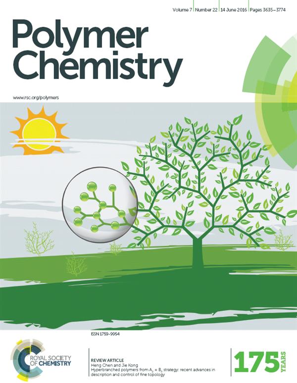 课题组超支化高分子综述论文在Poly