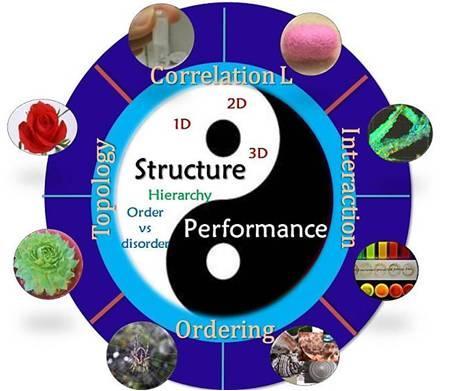 """介观软物质中的结构~性能""""阴阳鱼"""