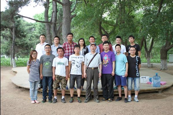 百木园野餐-2014.6.5
