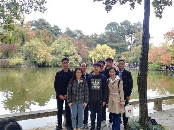 2018课题组秋游活动