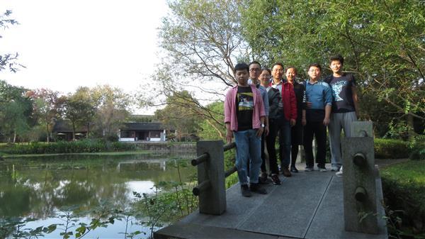 课题组骨干参加杭州全国高分子材料