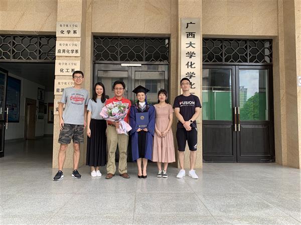热烈祝贺朱正芳、甘鹏凤、黄洁莉、