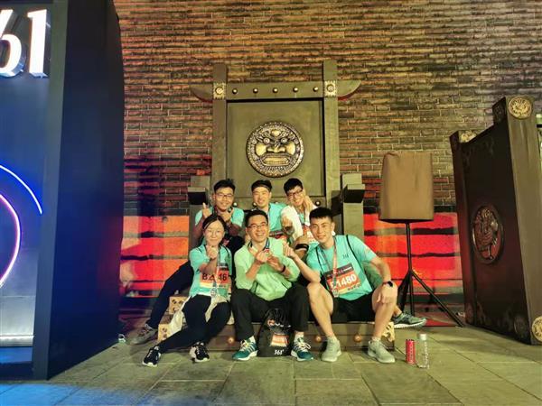 西安城墙马拉松