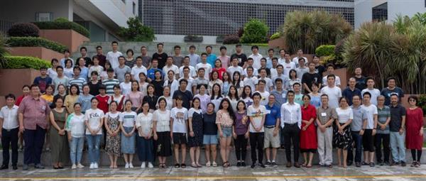 课题组成员参加美国Gaussian第六届