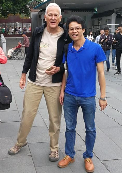 Macosko在广州