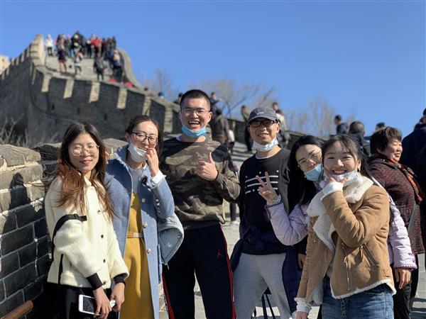 课题组6位同学赴京参加2020中国生