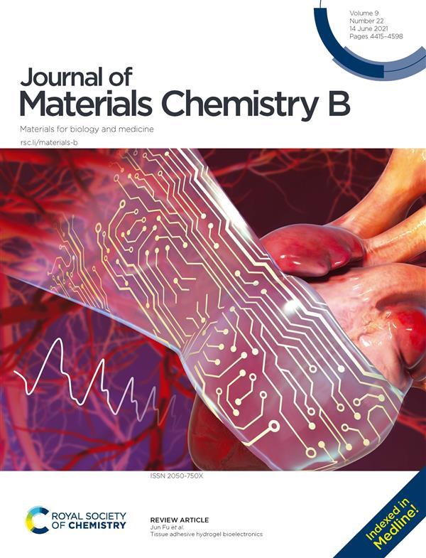 J Mater Chem B封面文章:Tissue A