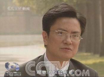 CCTV采访郑强教授