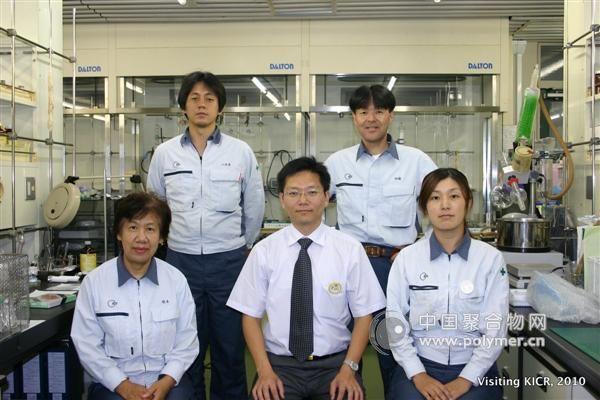 2010.9.22 张耀鹏副研究员访问川村
