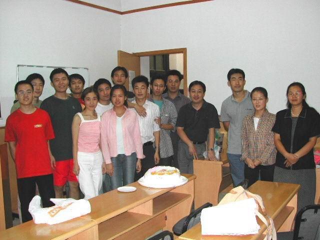 2003年教师节快乐